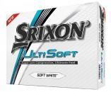Srixon Ultisoft белые
