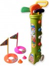Longridge Deluxe kids plastic golf set with trolley bag