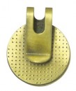 Longridge маркер 25мм с клипсой для козырька бронзовый
