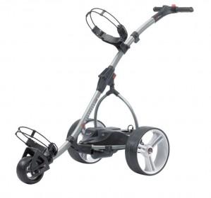 Motocaddy Электрическая тележка для гольфа S1