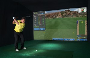 Sports Coach Virtual Driving Range